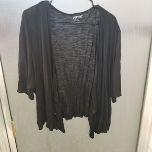 2/$20 Apt. 9 Black Cardigan